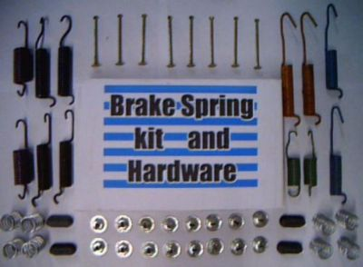Sell All 52 brake springs, hardware for Oldsmobile 1970-1942 -replace worn springs motorcycle in Duluth, Minnesota, United States, for US $34.95