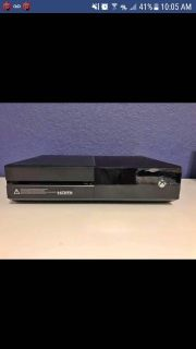 XBox 1 and games