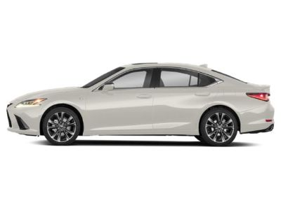 2019 Lexus ES 350 (Eminent White Pearl)