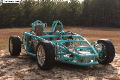 Custom Rail Buggy - BLVD Buggy! - Rail Car