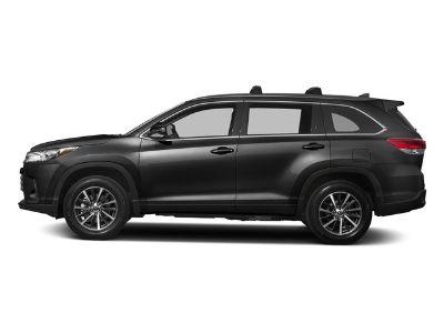2018 Toyota Highlander XLE (Midnight Black Metallic)