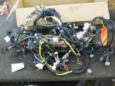 Purchase 2008 SUBARU OUTBACK CHASSIS WIRE HARNESS ENGINE BAY & INTERIOR + FUSE & RELAY motorcycle in Eagle River, Wisconsin, United States, for US $350.00