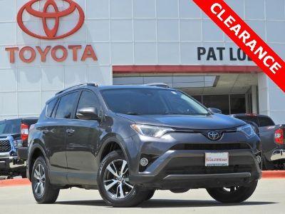 2017 Toyota RAV4 XLE (Gray)