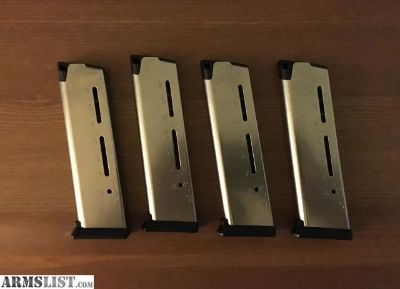 For Sale: Wilson Combat ETM Magazines