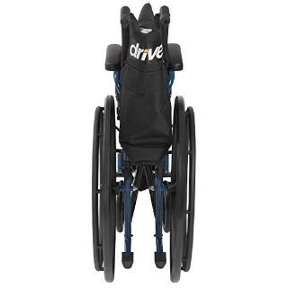 Drive Blue Streak Wheelchair 16""