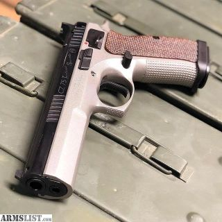 For Sale: CZ 75 TACTICAL SPORT 9MM
