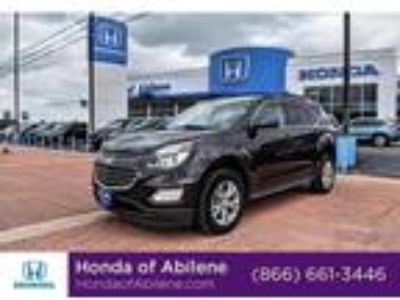 used 2016 Chevrolet Equinox for sale.