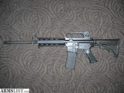 For Sale: ex jso dpms ar15
