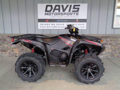2019 Yamaha Grizzly EPS SE Utility ATVs Delano, MN