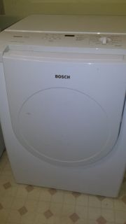 Dryer (Bosch front load )