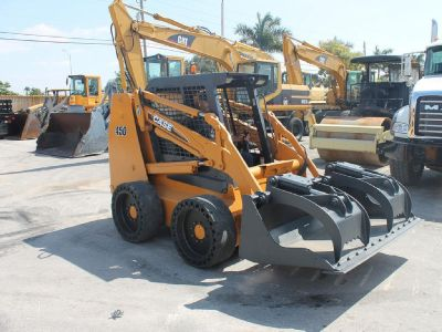 $2,390 Down / Case 450 Skid Steer