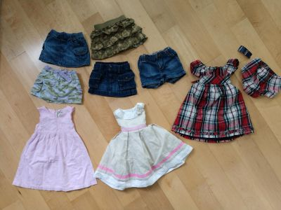 Toddler girls clothes size 18 months