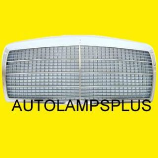 Purchase Mercedes W126 Grille 300SD 300SE 350SDL 350SEL 420SEL 500SEL 560SEL Grill motorcycle in Fort Lauderdale, Florida, US, for US $76.00