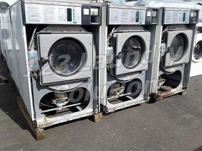 For Sale Wascomat Front Load Washer Triple Load 3PH W125ES AS-IS
