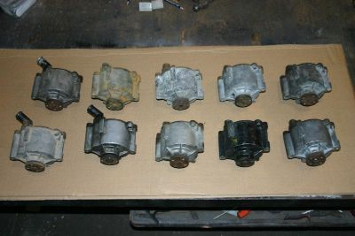 Sell TEN 1966-1967 Original Corvette ,Camaro, Chevelle, Nova Smog AIR pumps 5696211 motorcycle in Cleves, Ohio, US, for US $180.00