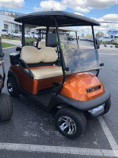 2015 Club Car Precedent i2 Villager 4 Electric Side x Side Golf Carts Lakeland, FL