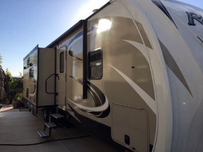 2018 Grand Design Reflection 297rsts Luxury Travel Trailer, 29ft