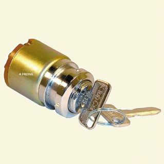 Find CLUB CAR DS GAS GOLF CART KEY IGNITION SWITCH 1983.5 -1995 4 PRONG 2 KEYS NEW motorcycle in Oxford, Massachusetts, United States, for US $20.99