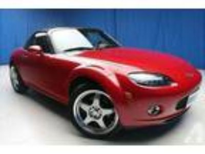 2006 Mazda Miata 2D Convertible Limited