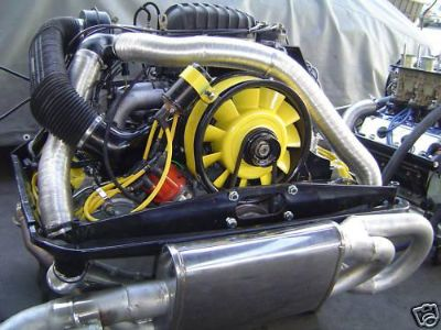 Purchase Porsche 911 2.7 Rebuilt Engine 911 911S 911 RS Motor motorcycle in Downey, California, US, for US $2,995.00