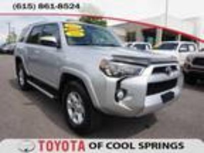 used 2015 Toyota 4Runner for sale.