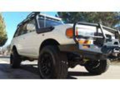 1997 Toyota Land Cruiser Overland Edition