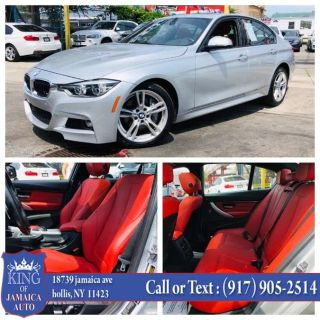 2016 BMW 3-Series 4dr Sdn 340i xDrive AWD South (Platinum Silver Metallic)