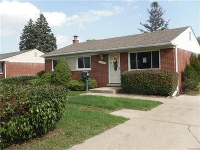 3 Bed 1 Bath Foreclosure Property in Sterling Heights, MI 48313 - Pickett Ridge Rd
