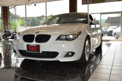 2010 BMW 5-Series 535xi (Alpine White)
