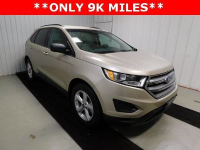 2018 Ford Edge SE Front-wheel Drive