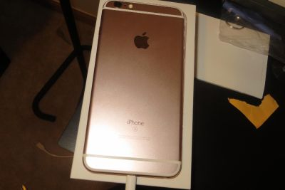 iPhone 6s Plus 16GB Rose Gold Sprint (Touch Assistant for Home Button)