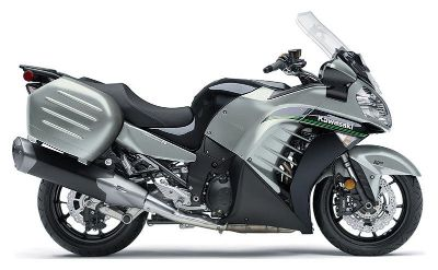 2019 Kawasaki Concours 14 ABS Supersport Touring North Reading, MA