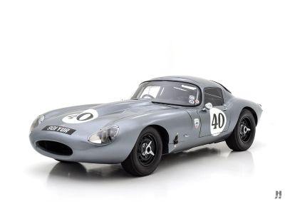 1962 Jaguar E Type Low Drag