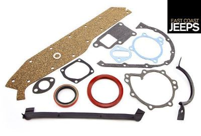 Buy 17442.01 OMIX-ADA Gasket Set Lower 2.5L, GM 80-83 Jeep CJ Models, by Omix-ada motorcycle in Smyrna, Georgia, US, for US $32.48
