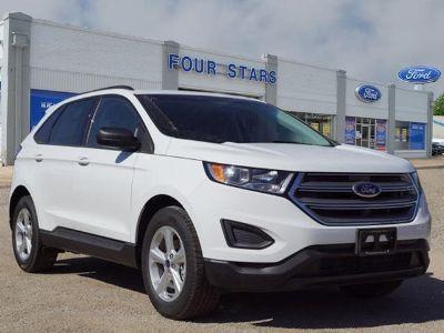 2018 Ford Edge SE (Oxford White)
