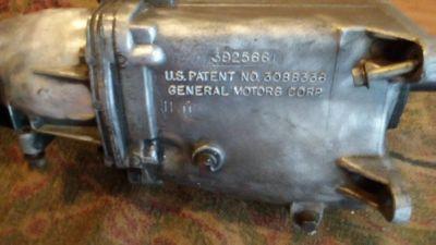 1969 muncie transmission 4 speed GM