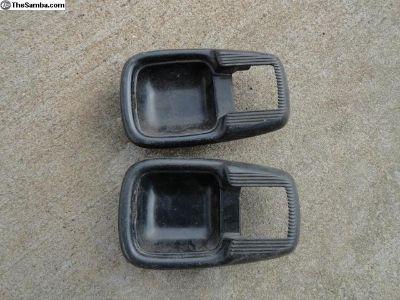 Volkswagen Beetle Door Handle Collars
