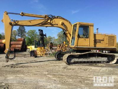 Cat 225 Excavator