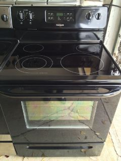 Frigidaire Glass Top Electric Range