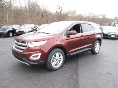 2015 Ford Edge SEL (Bronze Fire)
