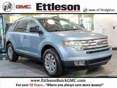 Used 2008 Ford Edge FWD 4dr