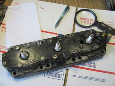 """Purchase Mercury 150, 175, 200 Hp. Cylinder HEAD 96422 PORT 3 1/8"""" Bore motorcycle in Young Harris, Georgia, United States, for US $90.00"""