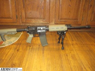 For Sale: AdamsArms Gas piston AR-15