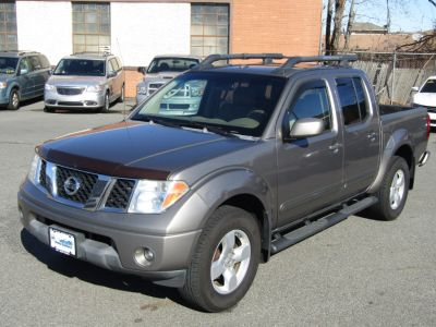 2006 Nissan Frontier SE (Storm Gray)
