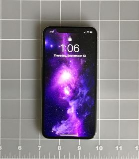 iPhone X - Silver - 256 GB - GSM Model