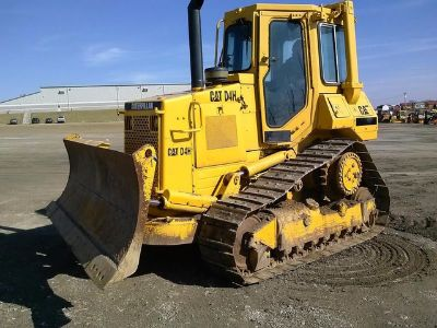 1990 Caterpillar D4H Dozer