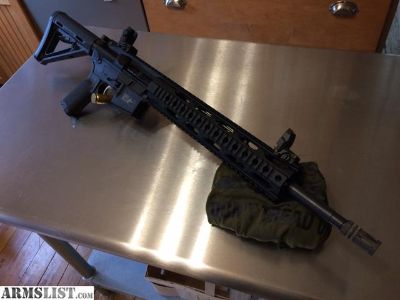 For Sale: AR-15 (reasonable offers considered)