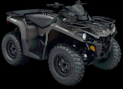 2018 Can-Am Outlander 570 Utility ATVs Sierra Vista, AZ