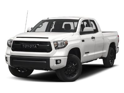 2017 Toyota Tundra Grade (Black)