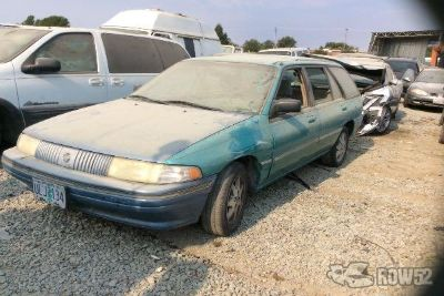 1994 Mercury Tracer Wagon